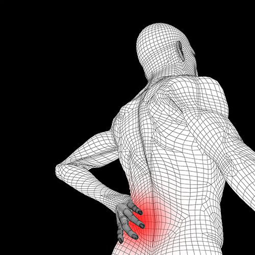 Workplace injury prevention coaching that eases and prevents back pain