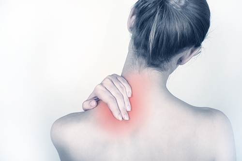 Workplace injury prevention coaching to  ease and prevent neck pain