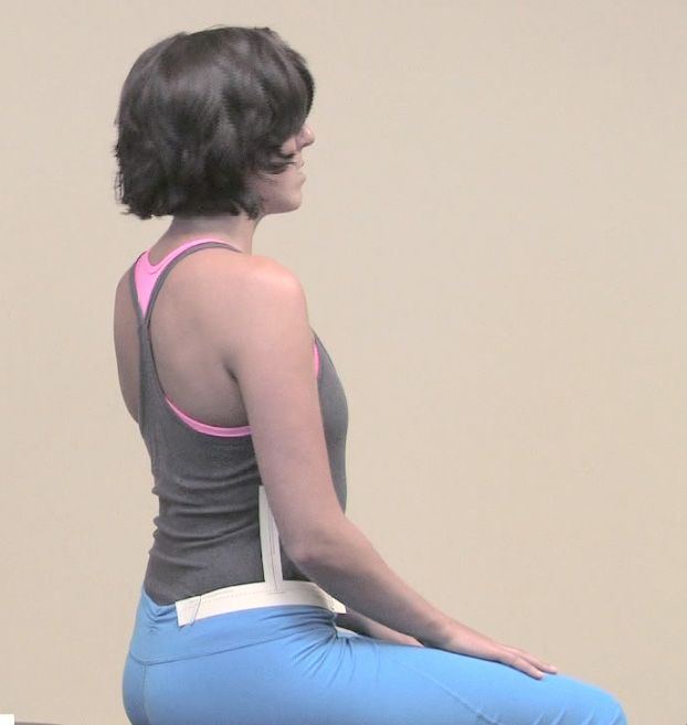 The Neutral Spine Posture is a sustainable ergonomic posture